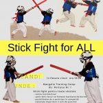stick fight mangalia
